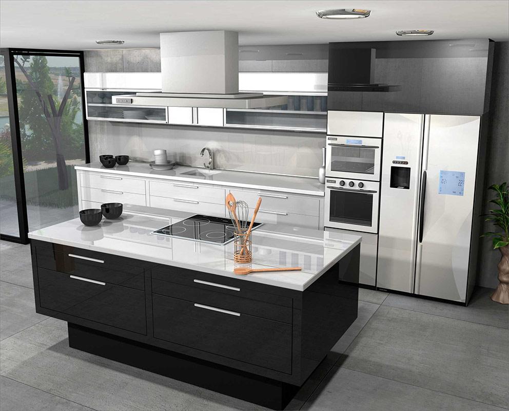 Cocinas espartinas cocinas espartinas servicios - Como disenar tu cocina ...