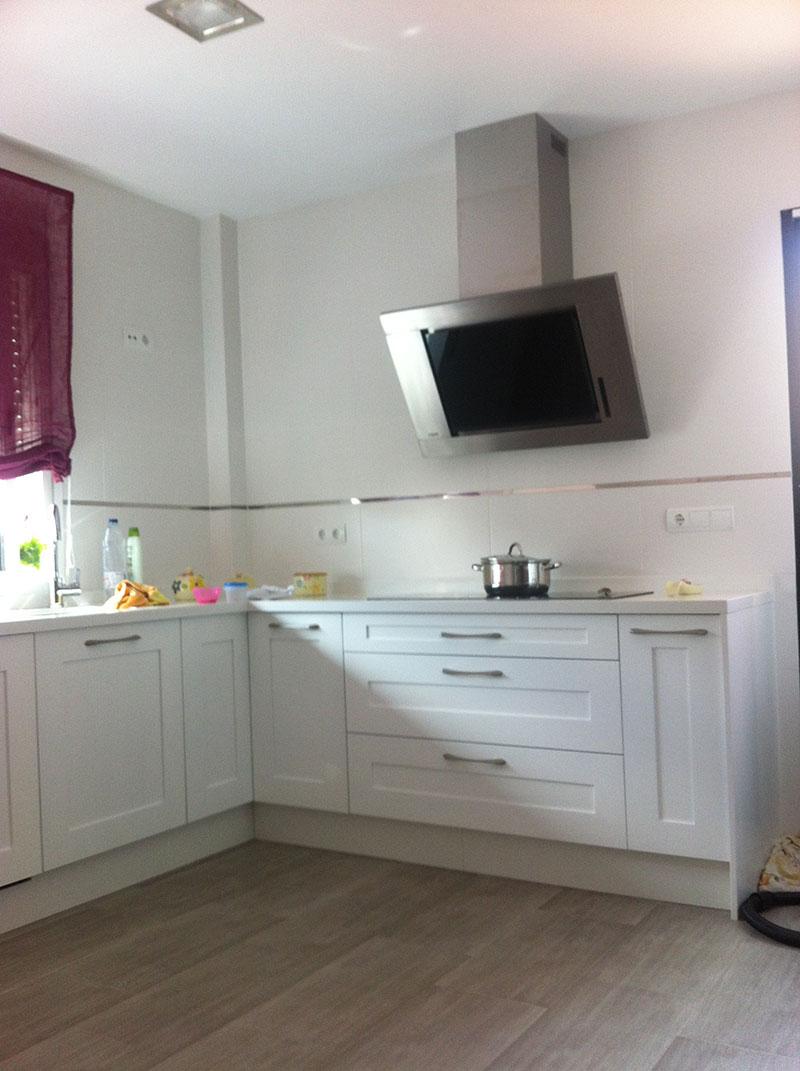 Cocinas Espartinas | diseño y montaje de cocina 06 - Cocinas Espartinas